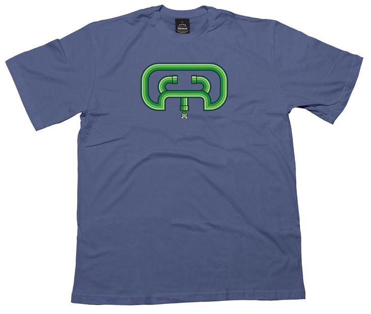 Camiseta Petey Piranha - V16 - Games