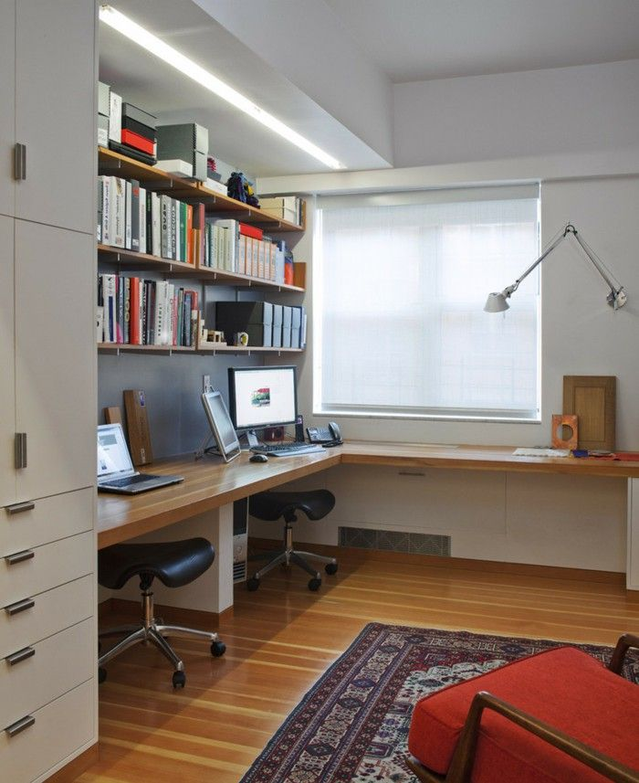 modern contemporary home office desk. beautiful residential ideas home office corner furniture two stool modern contemporary desk