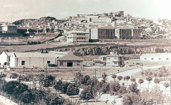 Yenişehir den Ankara.