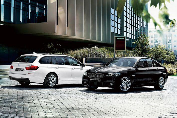 BMW 5シリーズ 「M Sport」ベースの特別モデルを260台限定販売 自動車ニュース【オートックワン】