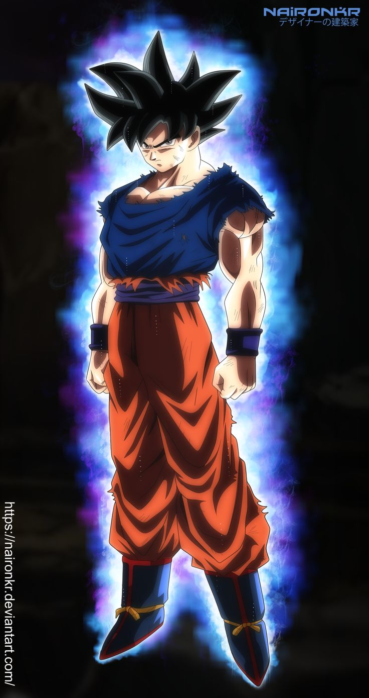 Migatte No Goku POSTER 2 by naironkr