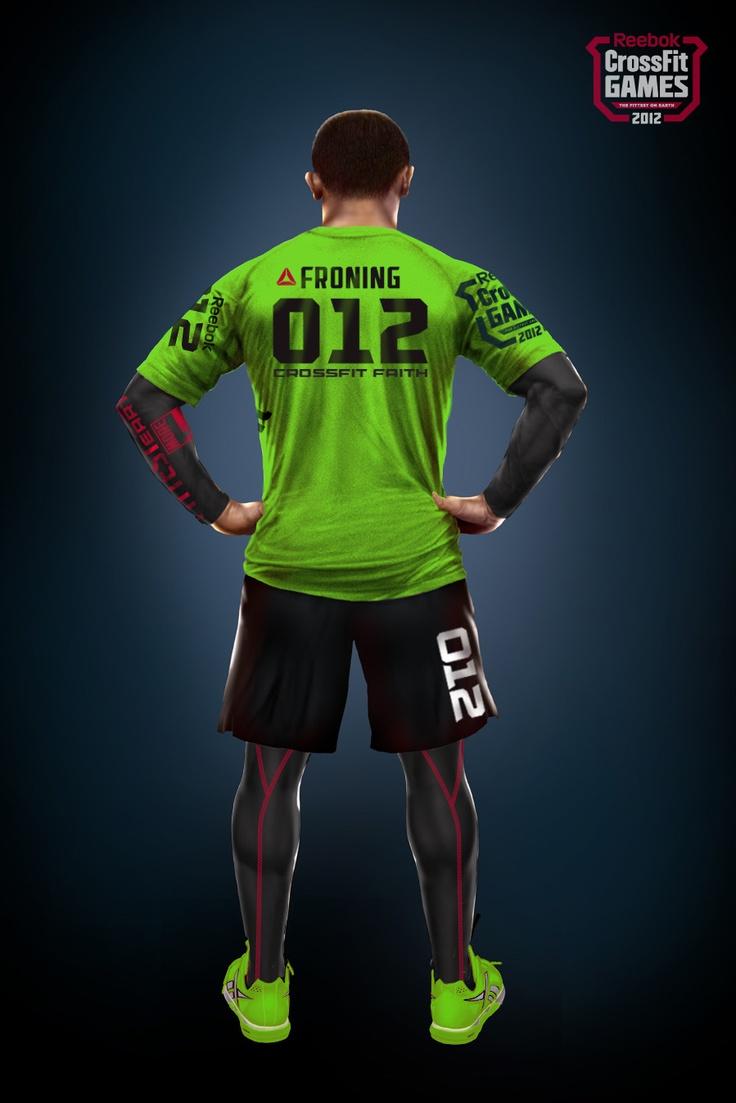 reebok crossfit games clothes