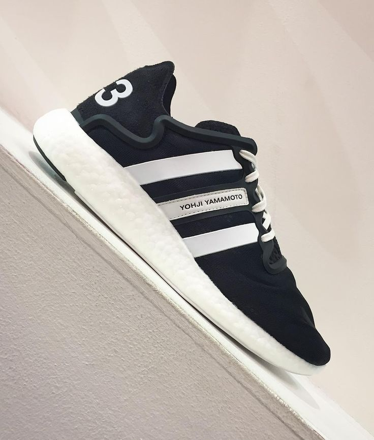 1349e51aa In store and online now - Boost comfort from Y-3 in the shape of