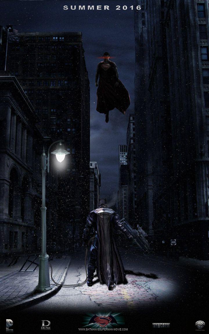 Batman v. Superman.