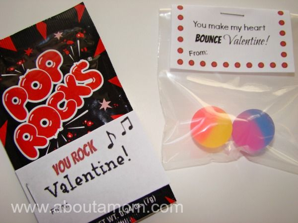 Simple Homemade Valentines for Kids with Free Printables