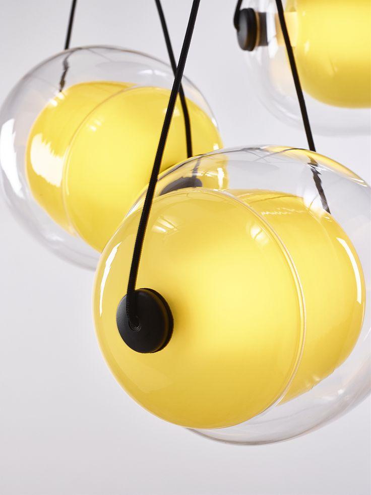 Brokis - lights - Capsula by Lucie Koldova - design - interior.