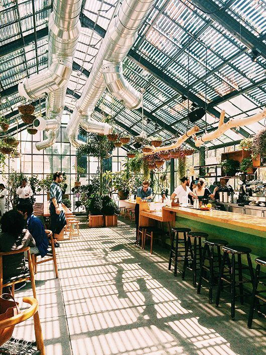 The Commissary in Los AngelesInterior Design, Hotel Interiors, Commissary Restaurants, Cafes, Food