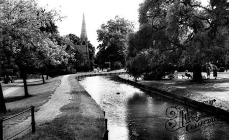 Enfield town park 1965