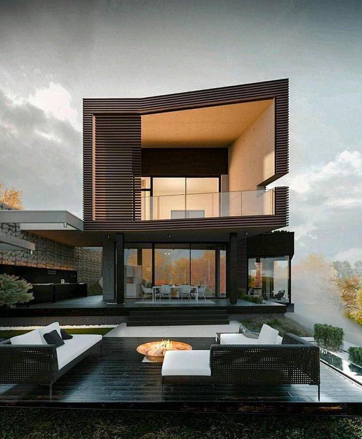 610 mejores im genes de casas en pinterest casas casas Arquitectura y diseno de casas modernas