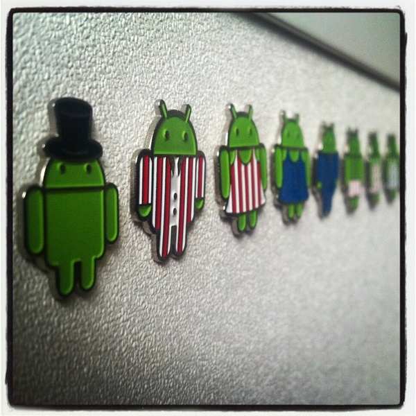 Android pins #android