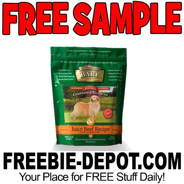 ►► FREE SAMPLE - BARF Premium Dog Food - FREE Pet Sample ►► #Free, #FREESample, #FREEStuff, #FreeStuffForPets, #Freebie ►►