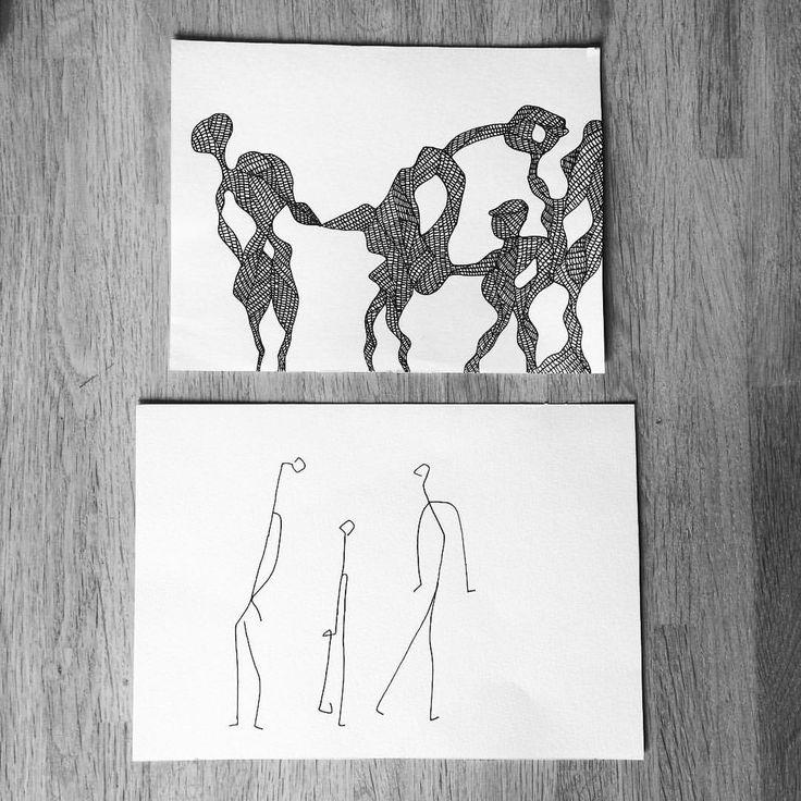 https://www.instagram.com/simonestubgaard/ back to the drawing pad✍✍ #drawing #art #pendrawing #artist #inspiration #pattern #artoftheday #simple #artist #simonestubgaard