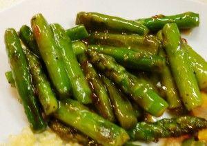 Thai Sweet Asparagus Recipe