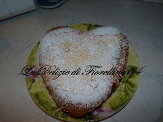 Le Delizie di Fiorellina84: Torta soffice al limone con ripieno di marmellata ...