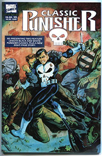 Classic PUNISHER #1 Tony DeZuniga Russ Heath 1989 Marvel more in store @ niftywarehouse.com #NiftyWarehouse #Geek #Gifts #Collectibles #Entertainment #Merch