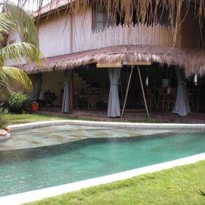 Villa Deveugle 4 Bedrooms at Umalas Bali, see villa details on http://www.balilongtermrental.com/villa-deveugle/
