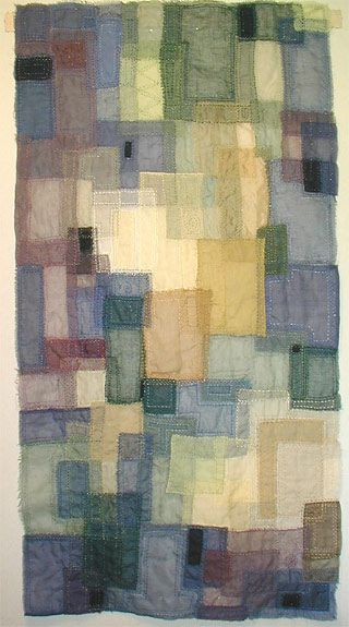 """""""Facade XXII"""" by Rosemary Claus-Gray #quilting"""