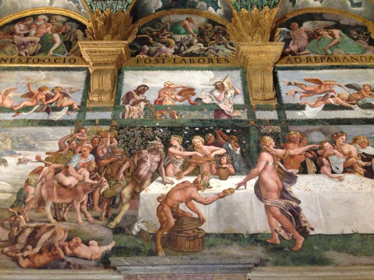 palazzo Te - Giulio Romano
