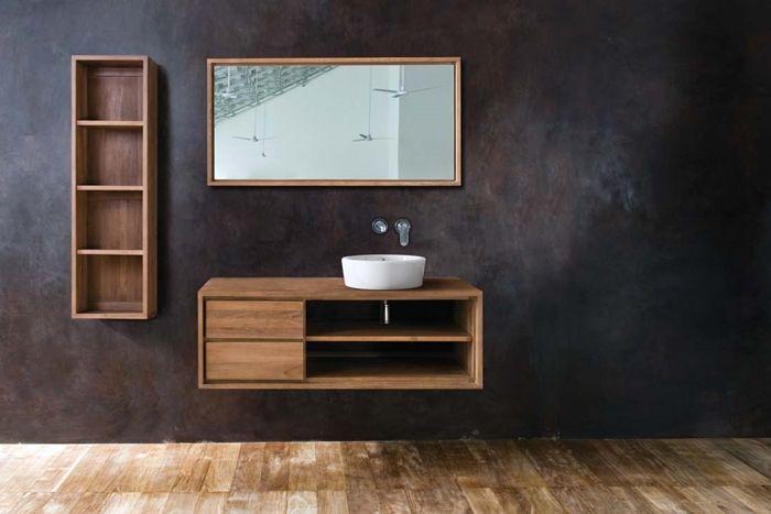 Mobili da bagno in teak, vasche e lavabi in legno di teak | Un blog sulla cultura dell'arredo bagno