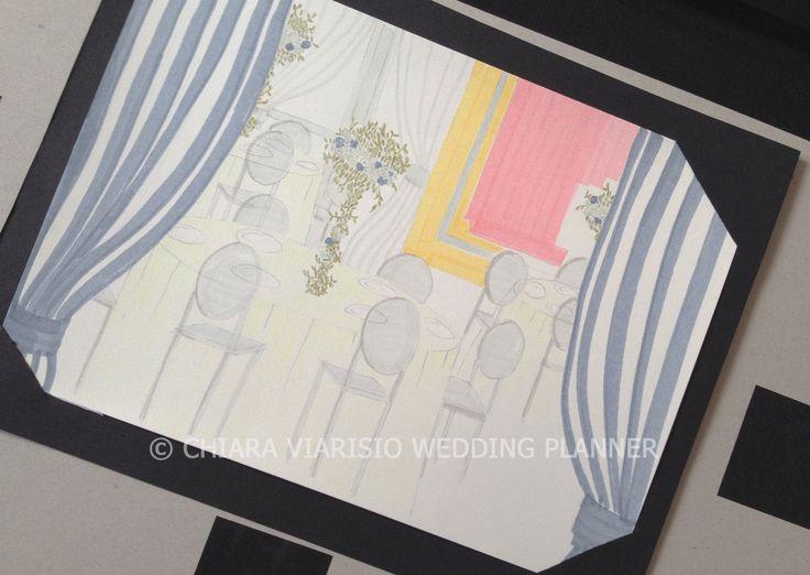 WEDDINGCHIARA.IT Work in progress #weddinginitaly #weddingplannertorino #weddingdestination #weddingflower #weddingcenterpieces #love