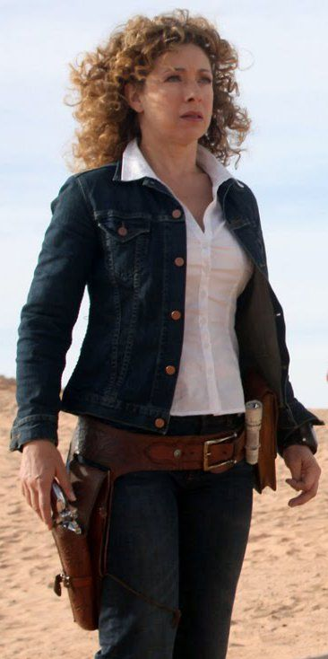 pics of river song denim | River Song Costume