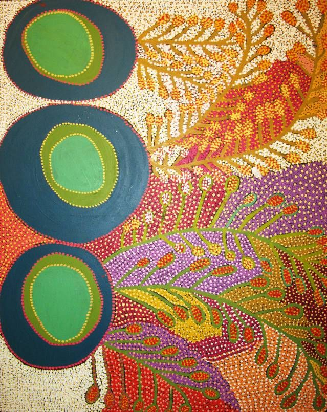 Kunmanara Williamson ~ Ultukunpa (Honey Grevillea), 2011