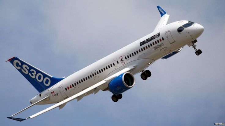 Airline to Buy 31 C-Series Aircraft. Bombardier says the unnamed company has signed a letter of intent for 31 firm orders.