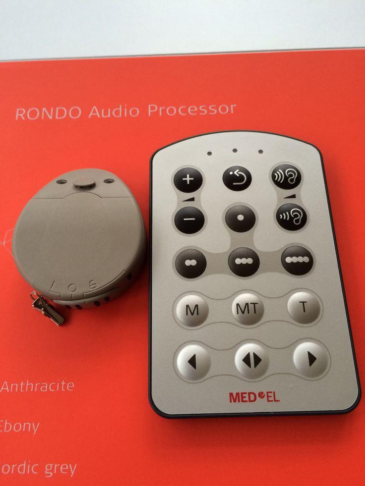 Rondo and fine tuner close up