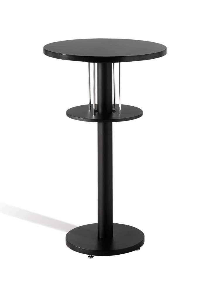 Mesa alta de madera en varias medidas y acabados a elegir. #mesas #mesadiseño #diseño #mesasmadera #mesamaderabarata #puntogar