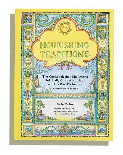 Nourishing Traditions Sally Fallon