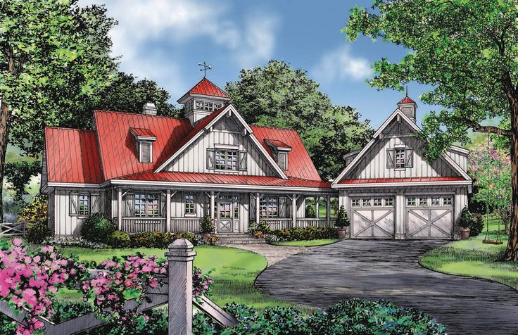 The Gloucester House Plan One of the faves at a little over 2000sf