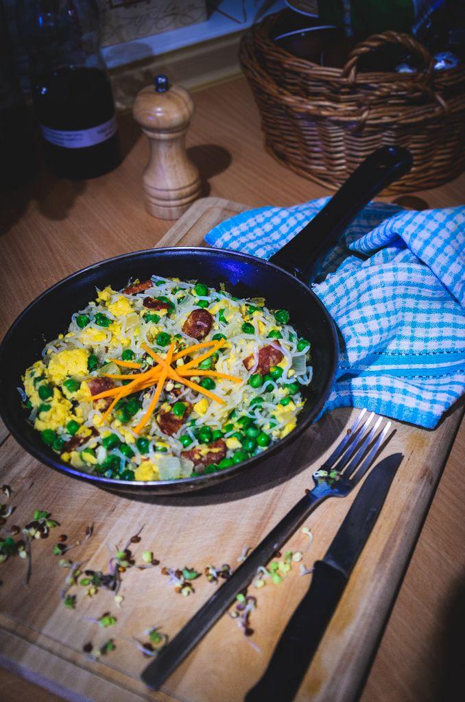 Spanyol egytálétel – Nocarb szélesmetélt tésztával   Klikk a képre a receptért!