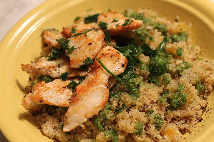 como preparar quinoa, quinoa, receita de quinoa com abóbora