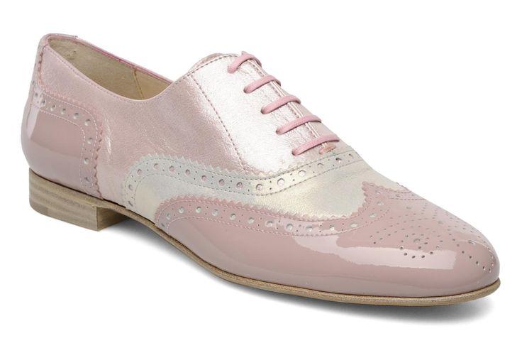 Georgia Rose Paralia (Blanc) - Chaussures à lacets chez @Sarenza (204860)