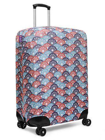 As capas para mala Trippy proporcionam proteção e personalização à sua mala com muito estilo. Viaje na moda!
