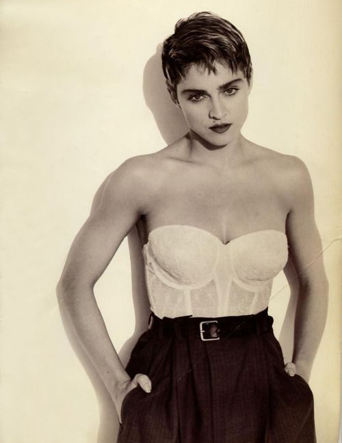 Madonna - 1987 - Photo by Herb Ritts - http://www.herbritts.com/foundation/