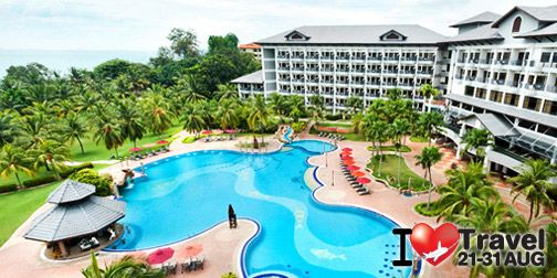 S$119.00 - I ❤ Travel: Port Dickson 2D1N Package - Includes Stay in Thistle Hotel   2-Way Coach Transfer   Buffet Breakfast   Half Day Malacca City Tour (Min 2 Pax).   www.Coupark.com - All Best Discount Deals in Singapore