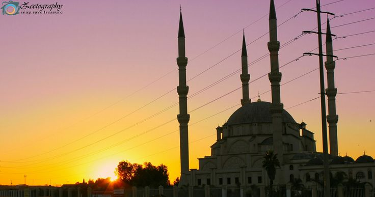 A sunrise in Jo'burg