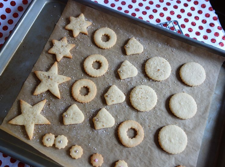 It's amazing what you can do with a simple sugar dough recipe!