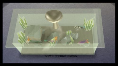 COFFEE TABLE AQUARIUM functional at NEW Luxurious Sims 4 • Sims 4 Updates  Get wholesale hotel rates on www.HotelsDifferently.com! Your source for luxury discount hotels.