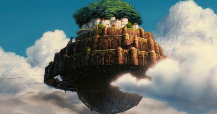 Comentarios y crítica de 'El castillo en el cielo', filme de Hayao Miyazaki de 1986...