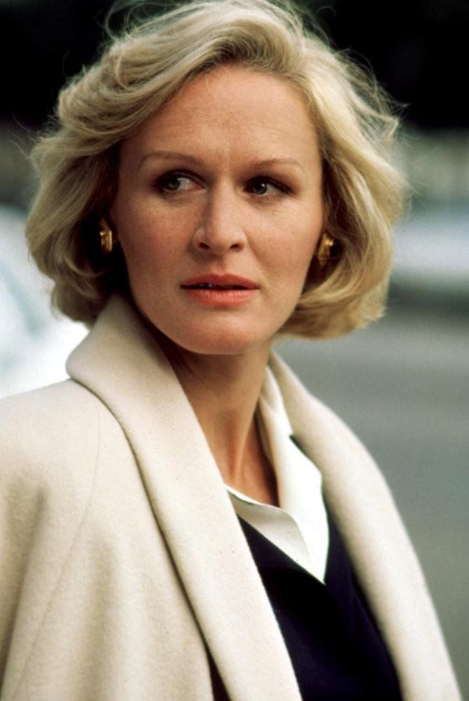 Jagged Edge (1985) in which Glenn Close played Teddy Barnes