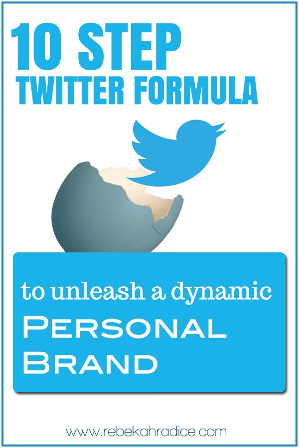 personal branding business plan