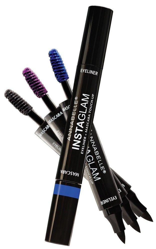 Instaglam Eyeliner + Mascara touch-up / Instaglam Eyeliner + Mascara touch-up