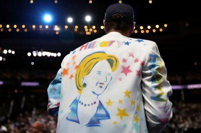 democratic convention 2016 | Democratic National Convention 2016 photos: Bernie Sanders and ...
