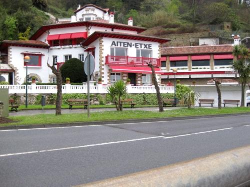Aiten-Etxe, Zarautz.: Favorite Places, Basque Country Euskadi Pais, Vasco Euskal Herria