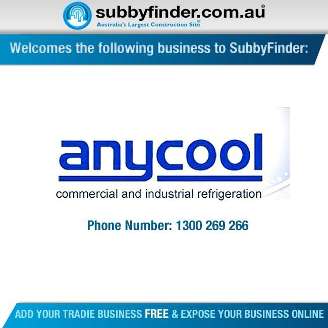 It's FREE to register your Tradie business on Subbyfinder.com.au Building your SubbyFinder profile is quick and easy. Fill out your industry experiences, industry type and any other forms of expertise in your industry. #subbyfinder #tradie #tradies #anycool #commercial #industrialrefrigeration