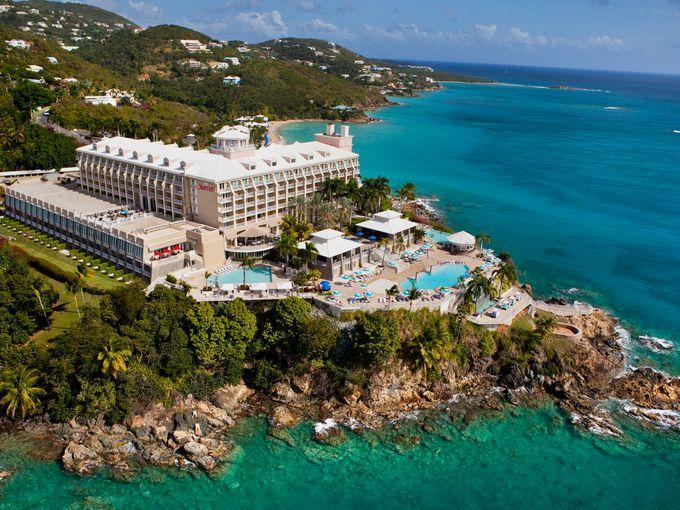 Best Destination Wedding Hotels In The US Virgin Islands