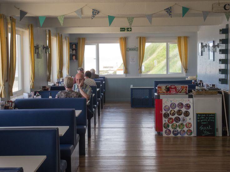 Beach Cafe, Mundesley.