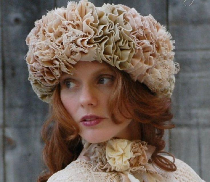 Бохо-шляпка — всему голова! Знакомимся с творчеством Jaya Lee - Ярмарка Мастеров - ручная работа, handmade